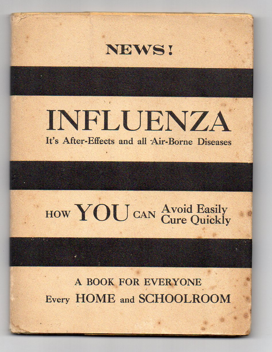 Image for Influenza and Air-Borne Diseases