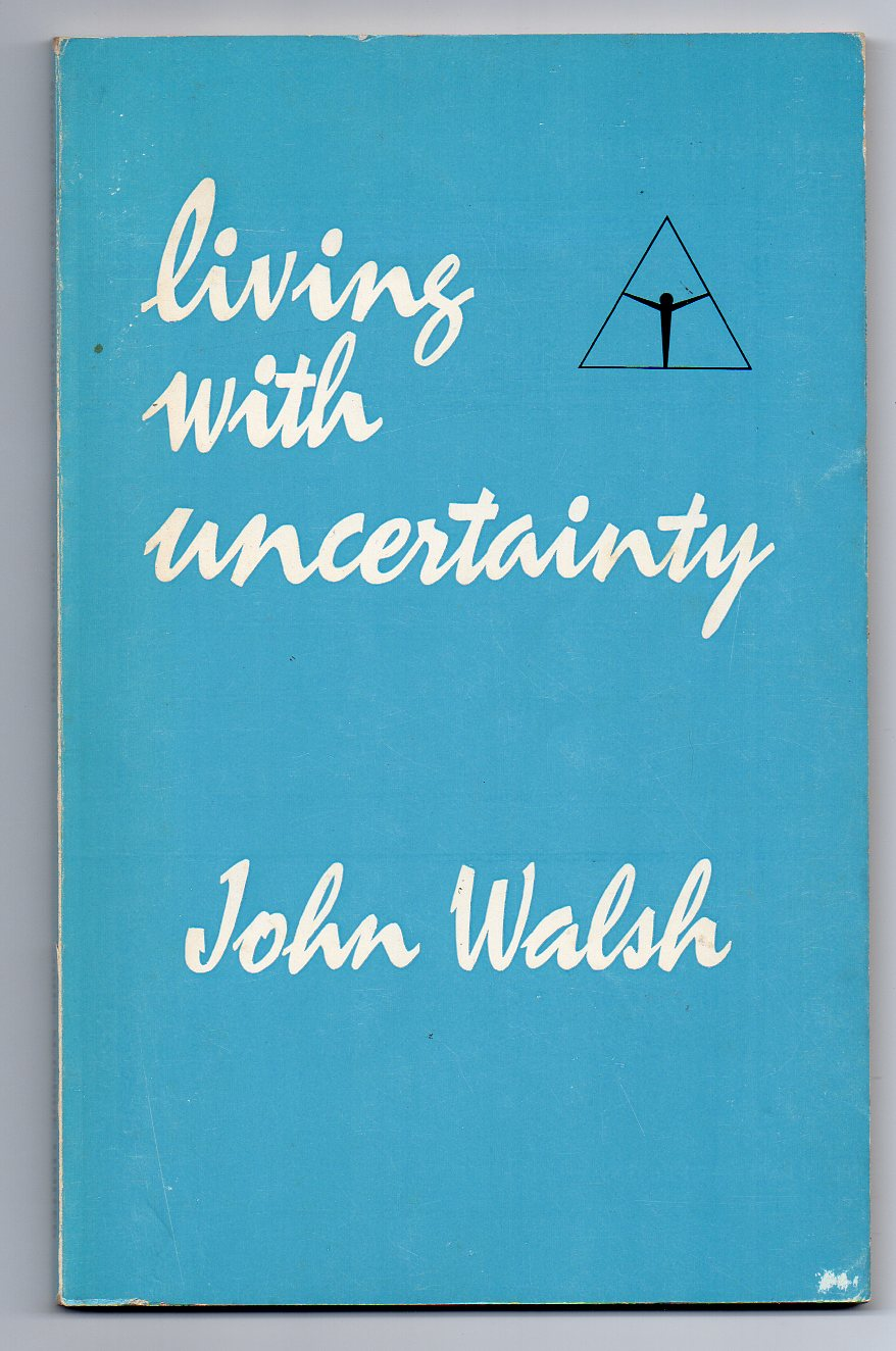 Image for Living with Uncertainty