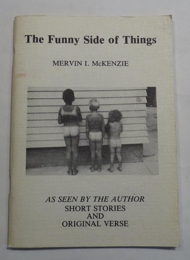 Image for The Funny Side of Things As Seen by the Author: Short Stories and Original Verse