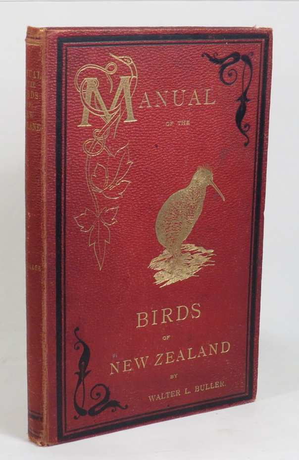 Image for Manual of the Birds of New Zealand
