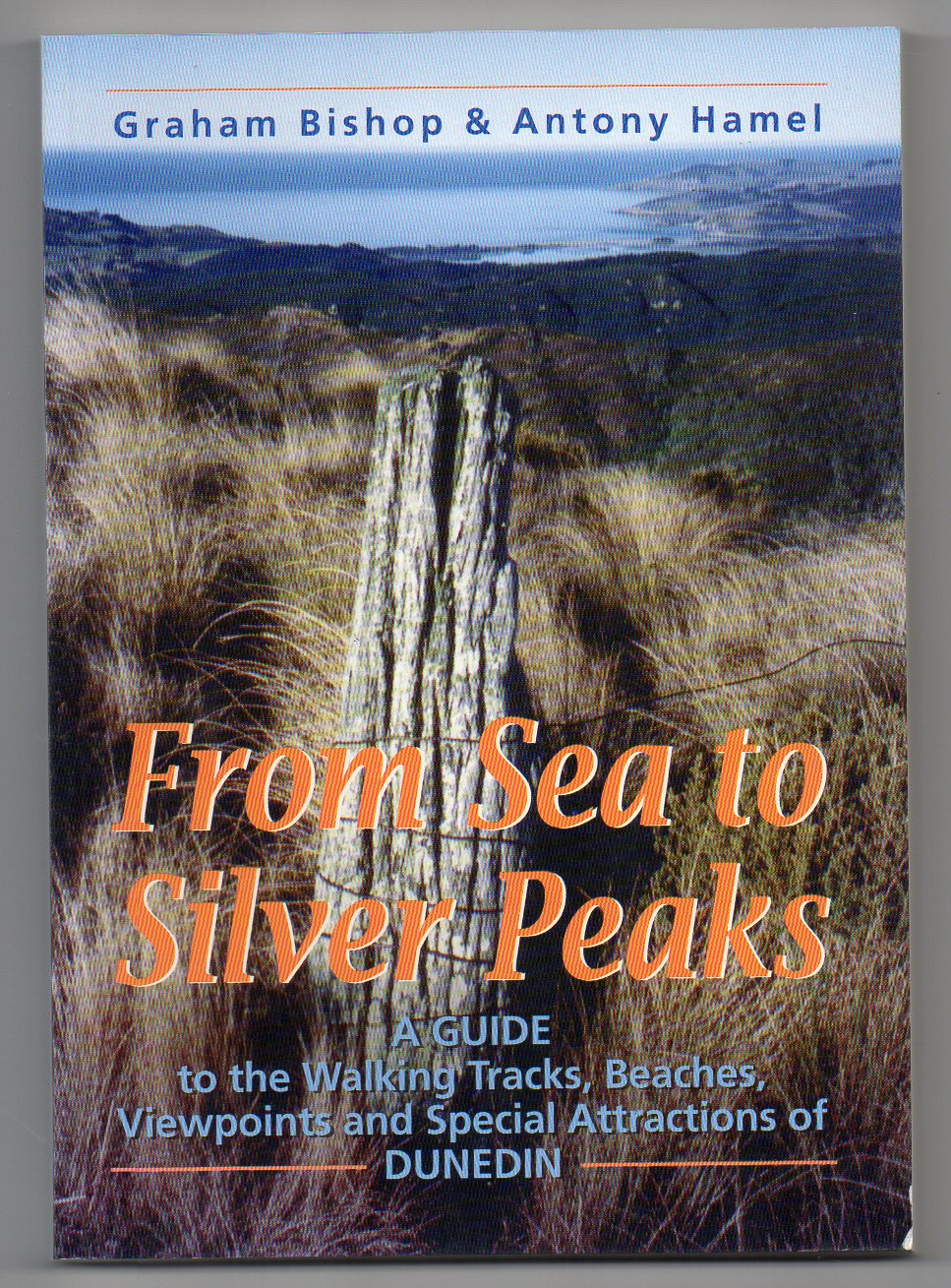 Image for From Sea to Silver Peaks: A Guide to the Walking Tracks, Beaches, Viewpoints and Special Attractions of Dunedin