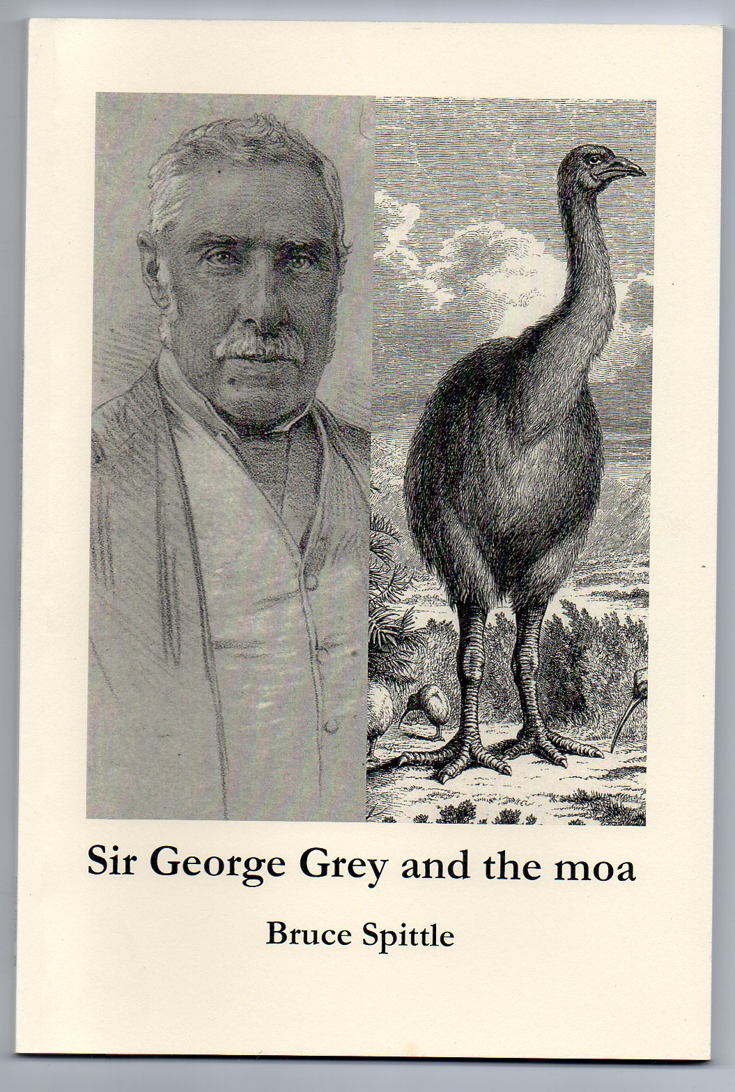 Image for Sir George Grey and the Moa