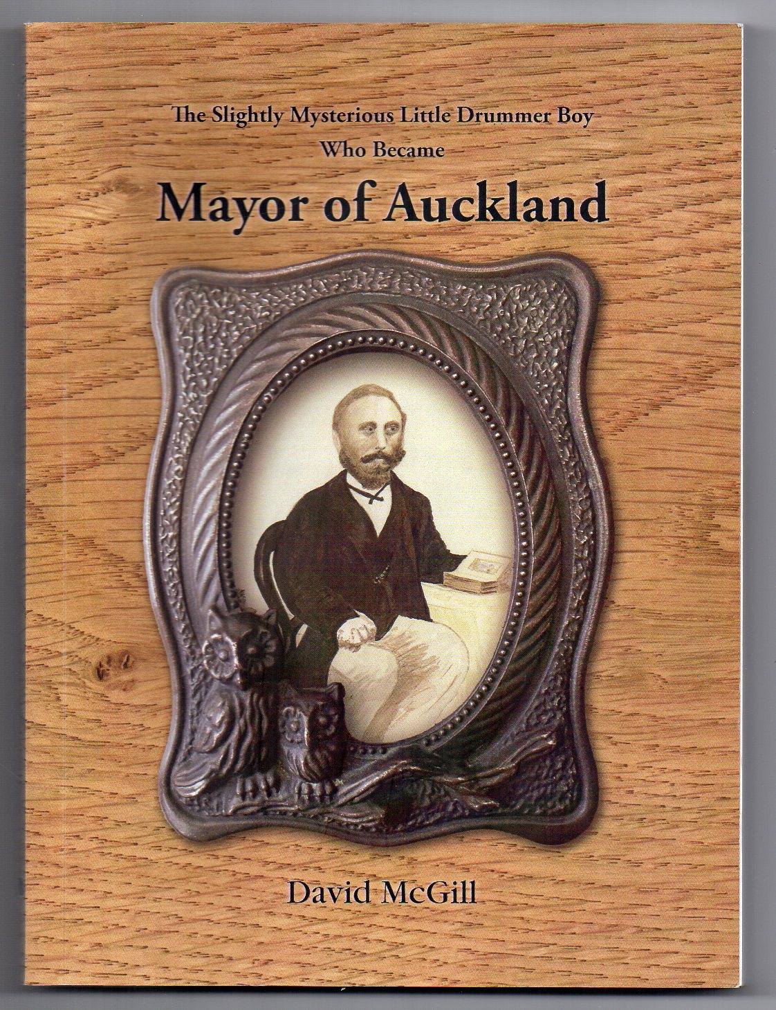 Image for The Slightly Mysterious Little Drummer Boy Who Became Mayor of Auckland