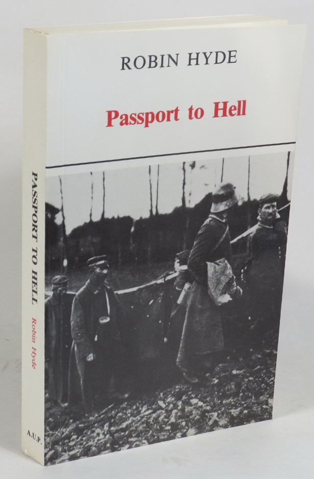 Image for Passport to Hell - The Story of James Douglas Stark, Bomber, Fifth Reinforcement, New Zealand Expeditionary Forces