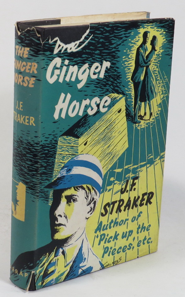 Image for The Ginger Horse