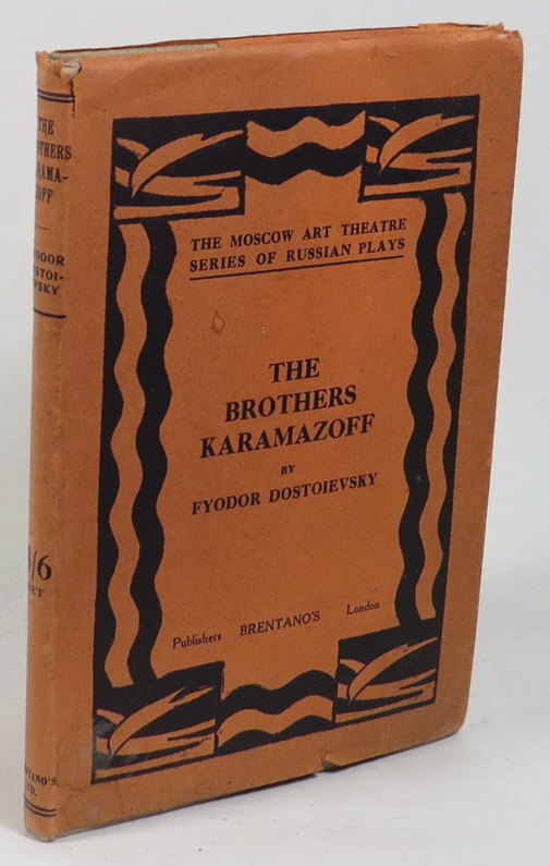 Image for The Brothers Karamazoff