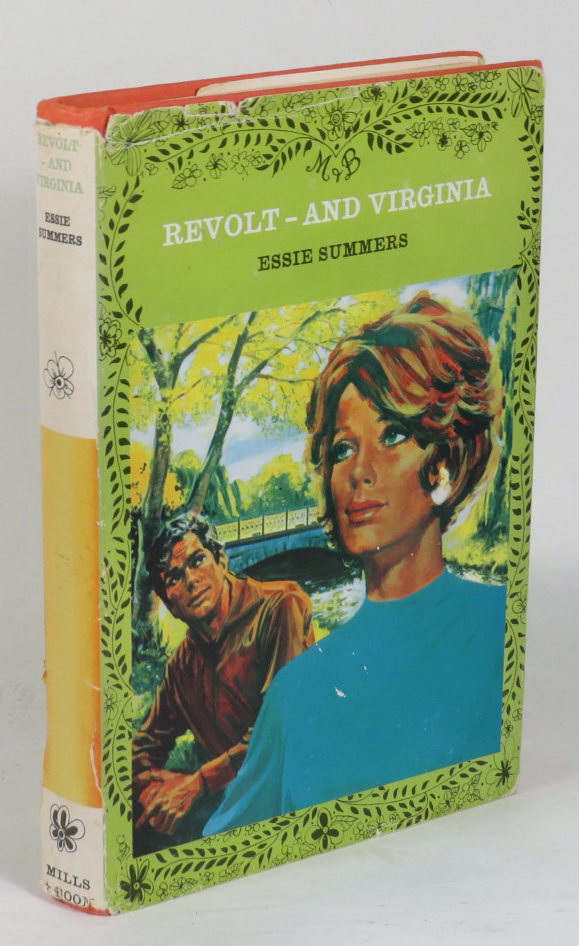 Image for Revolt and Virginia