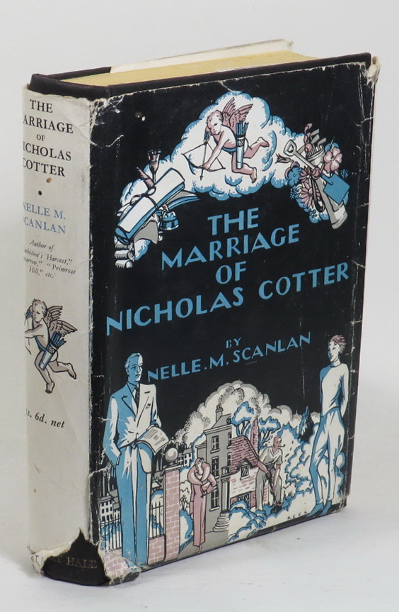 Image for The Marriage of Nicholas Cotter