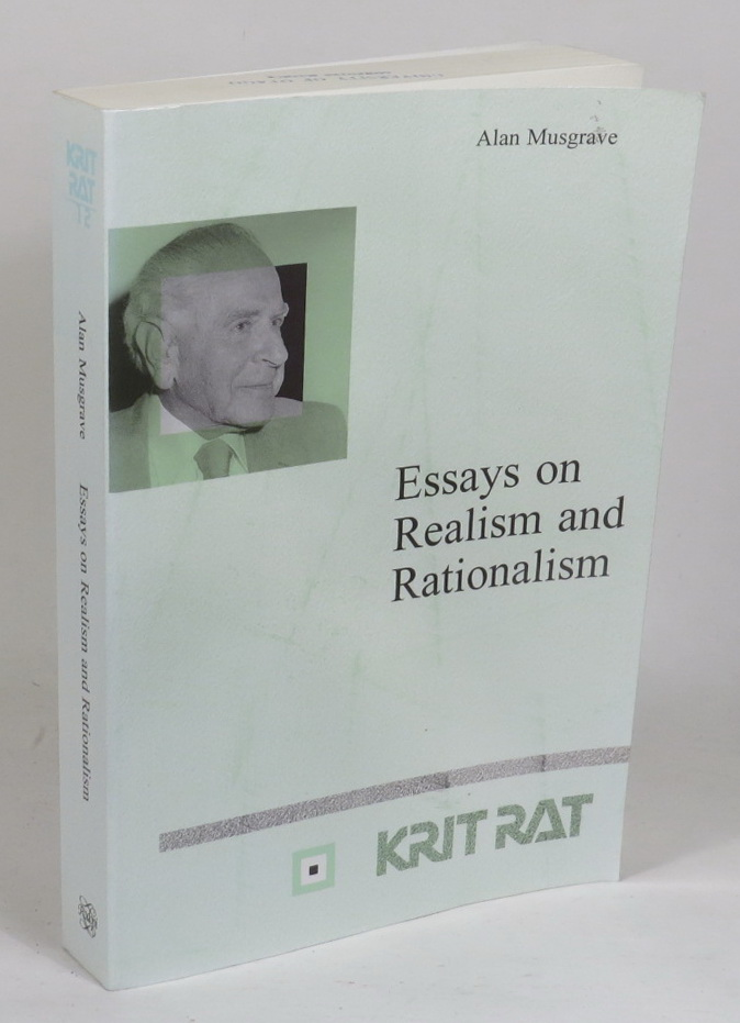 Image for Essays on Realism and Rationalism