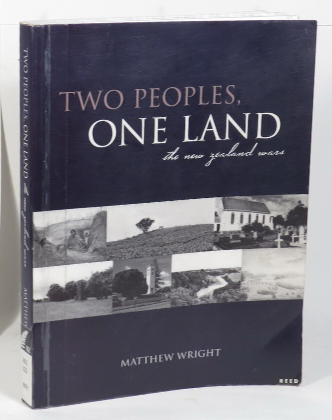 Image for Two Peoples, One Land - The New Zealand Wars