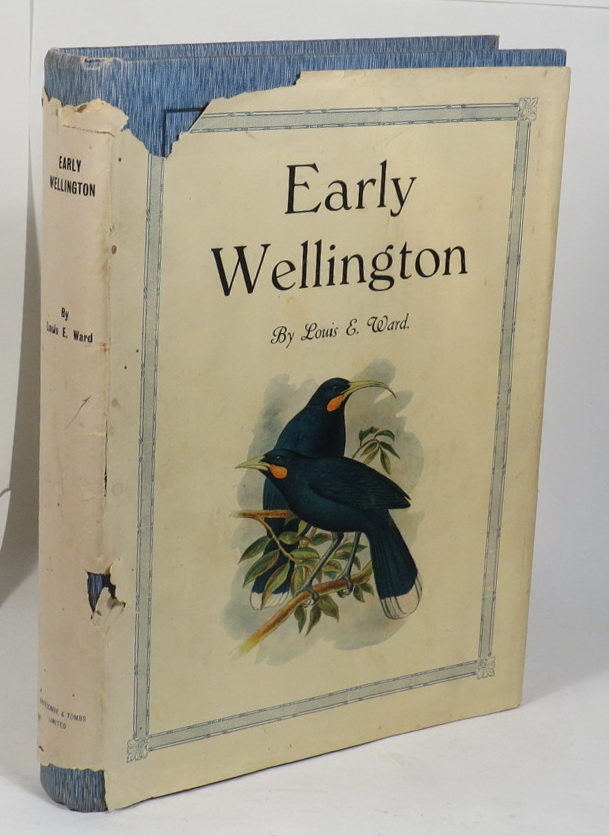 Image for Early Wellington