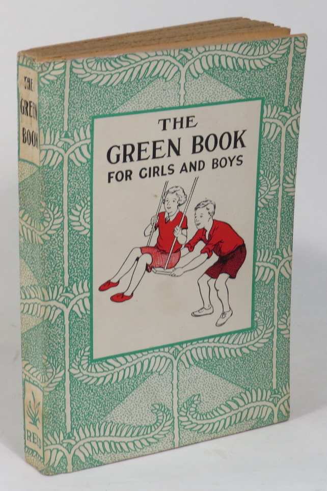 Image for The Green Book For Girls And Boys
