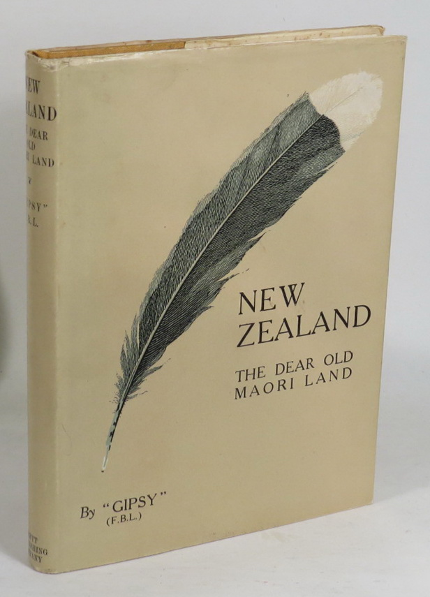 Image for New Zealand - The Dear Old Maori Land