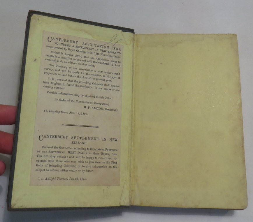 Image for The Hand-Book for New Zealand: Consisting of the Most Recent Information Compiled for the Use of Intending Colonists