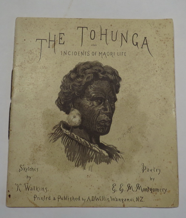 Image for The Tohunga and Incidents of Maori Life