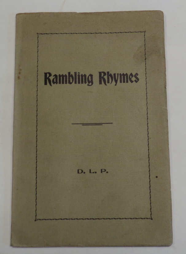Image for Rambling Rhymes