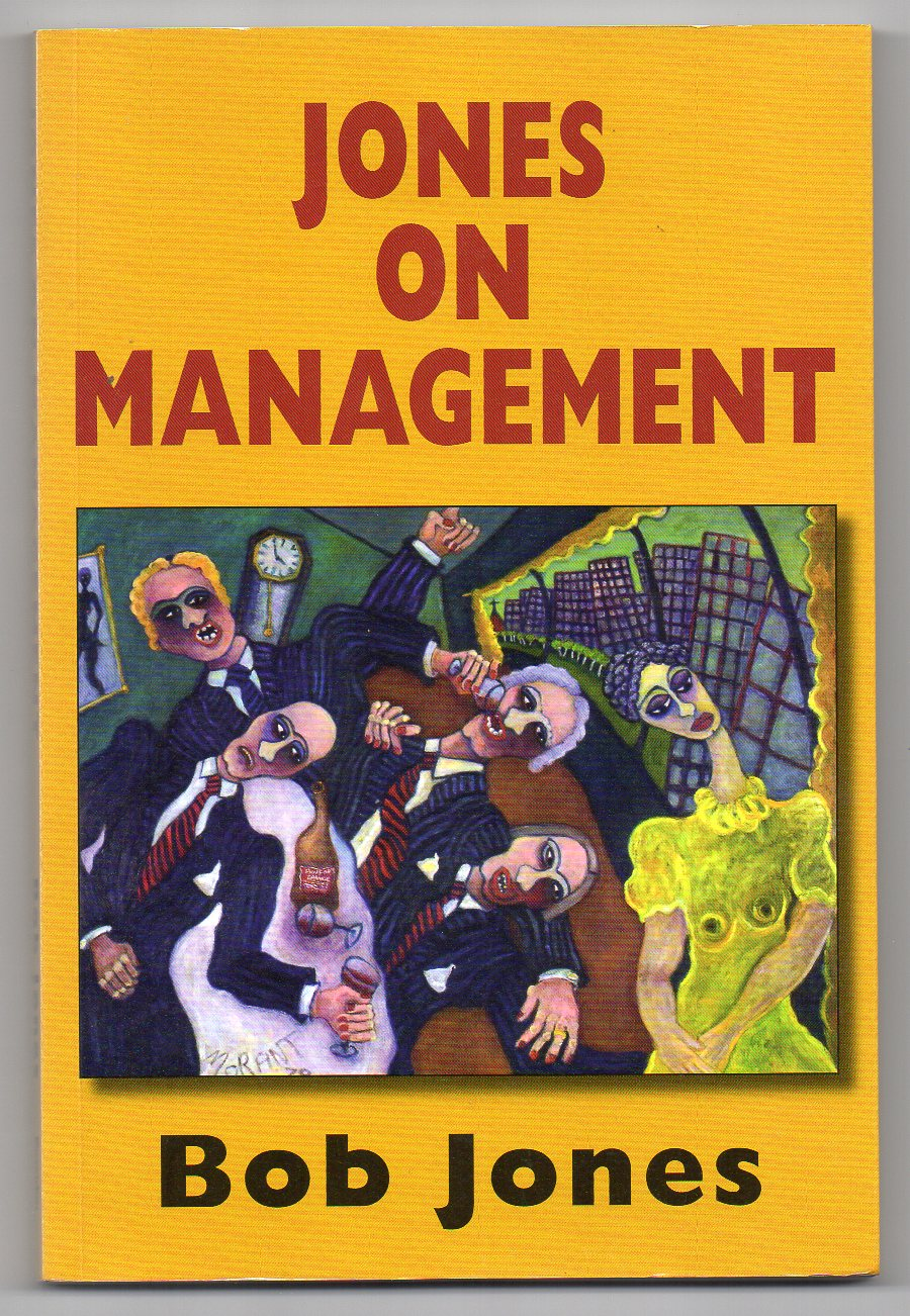 Image for Jones on Management
