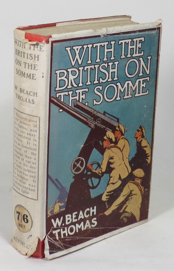 Image for With the British on the Somme