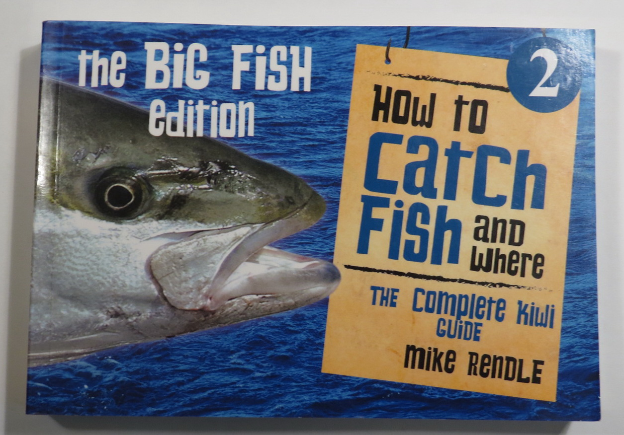Image for How to Catch Fish and Where 2 - The Big Fish Edition