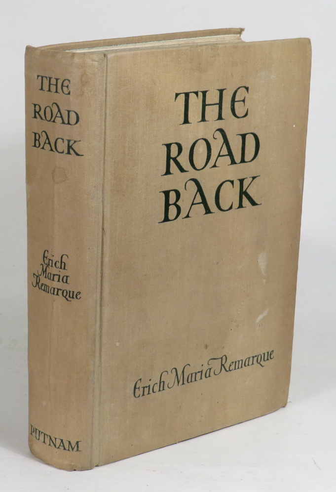 Image for The Road Back
