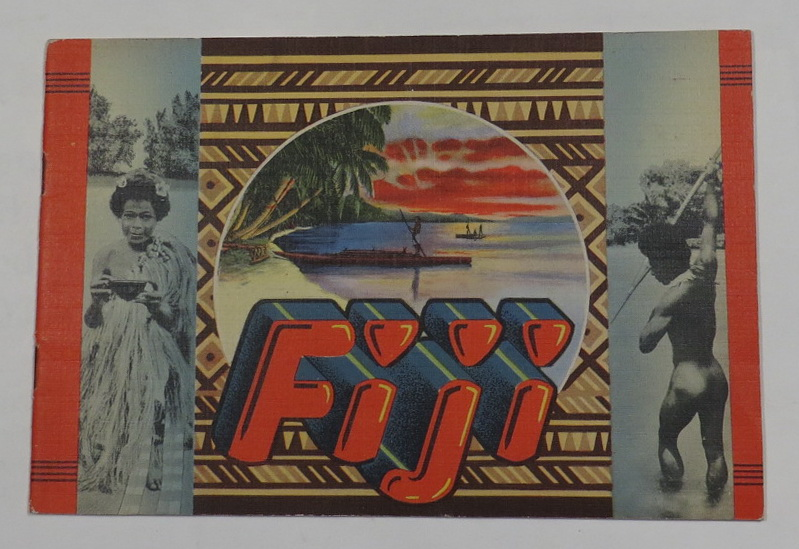 Image for The Fiji Islands - A Pacific Ocean Group of 222