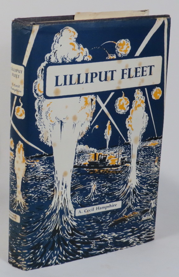 Image for Lilliput Fleet - The Story of The Royal Navy Patrol Service