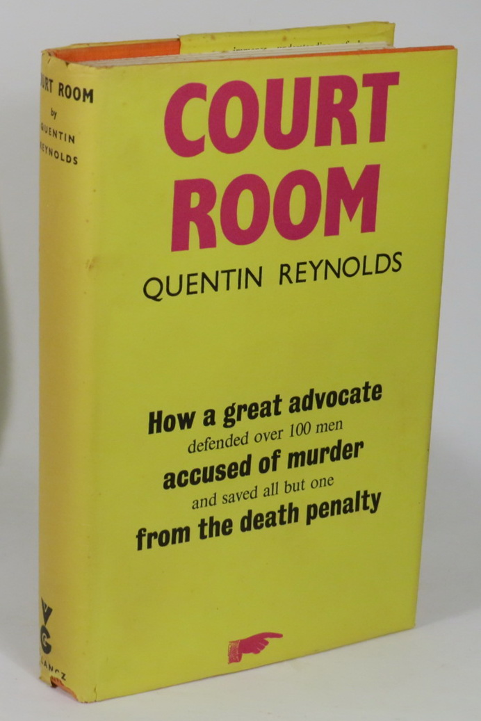 Image for Courtoom [dust-jacket title: Court Room]