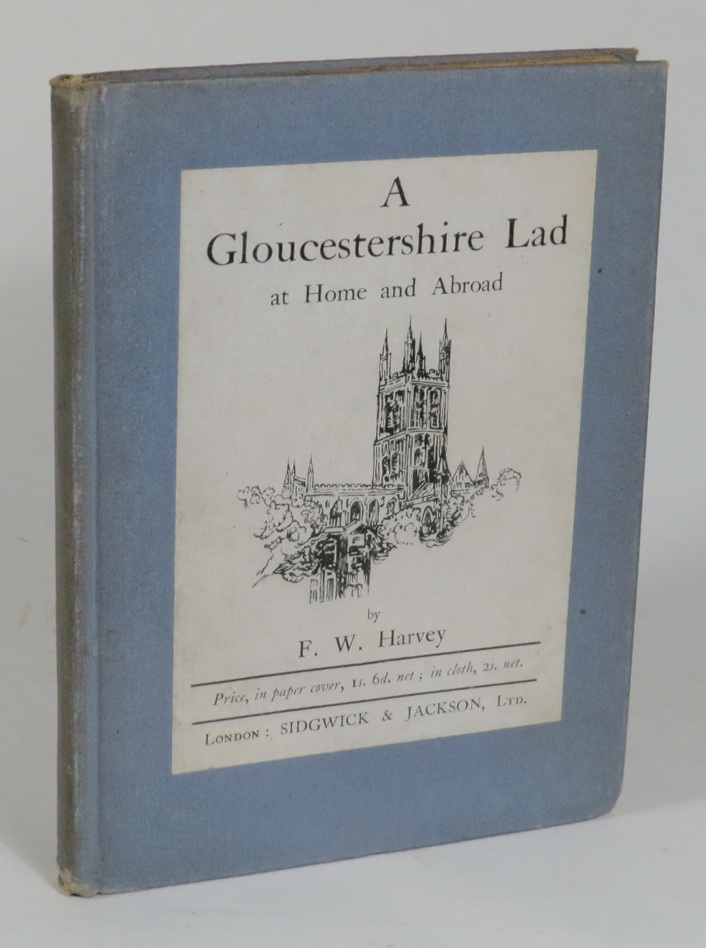 Image for A Gloucestershire Lad at Home and Abroad