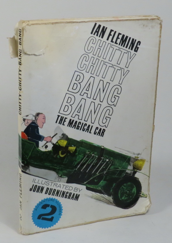 Image for Chitty-Chitty-Bang-Bang The Magical Car - Adventure Number 2 [Adventure Number Two]