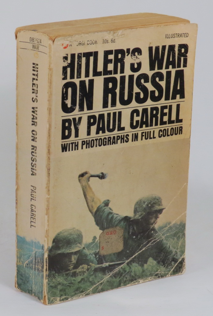 Image for Hitler's War On Russia