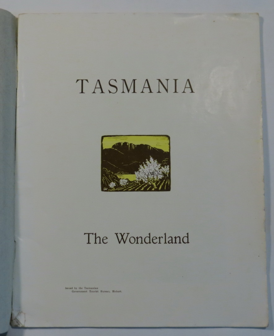 Image for Tasmania the Wonderland