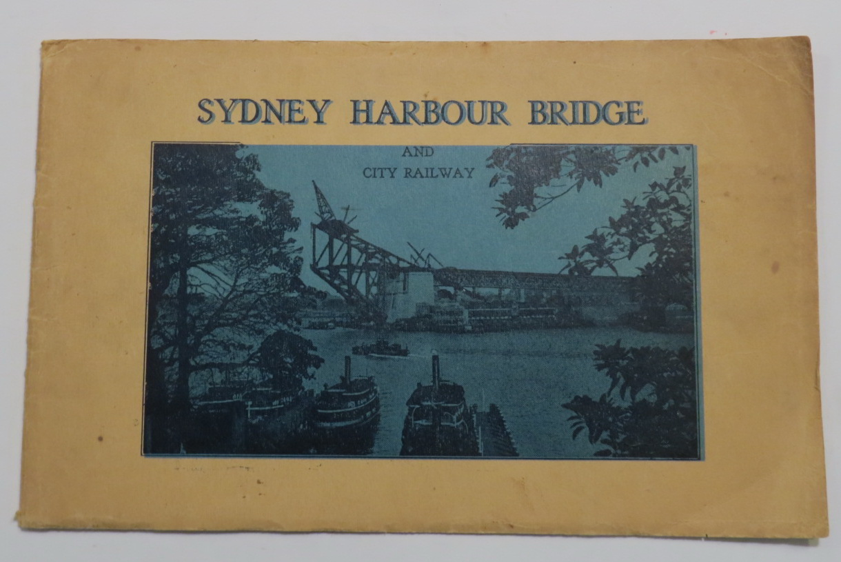 Image for Sydney Harbour Bridge and City Railway