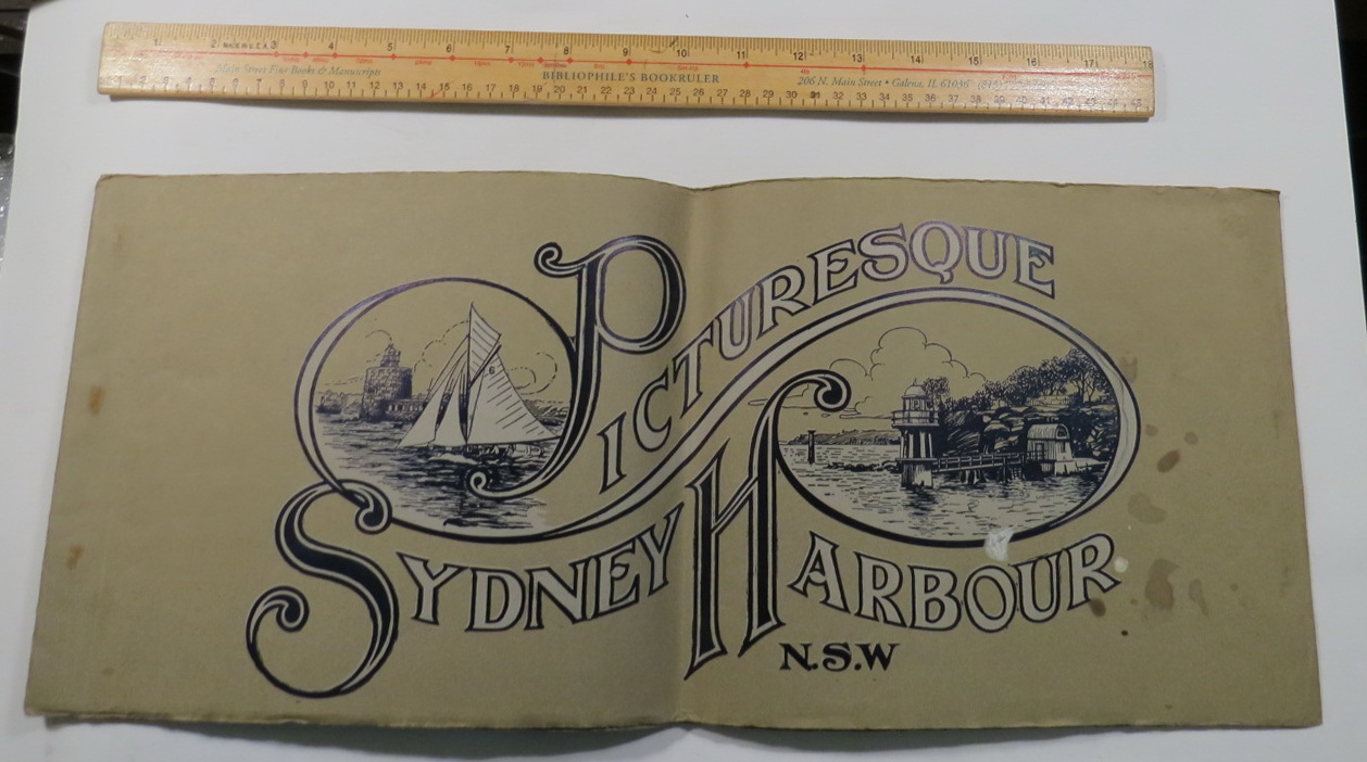 Image for Picturesque Sydney Harbour N.S.W.