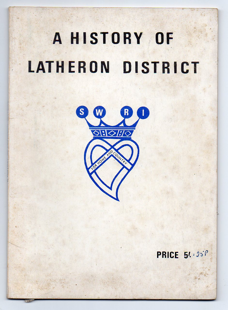 Image for A History of Latheron District