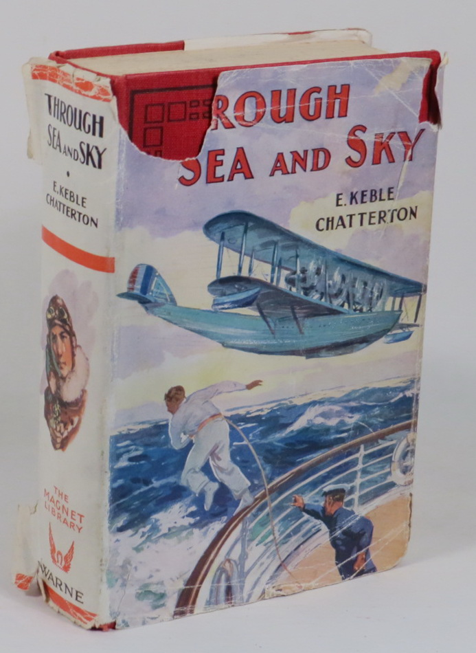Image for Through Sea and Sky