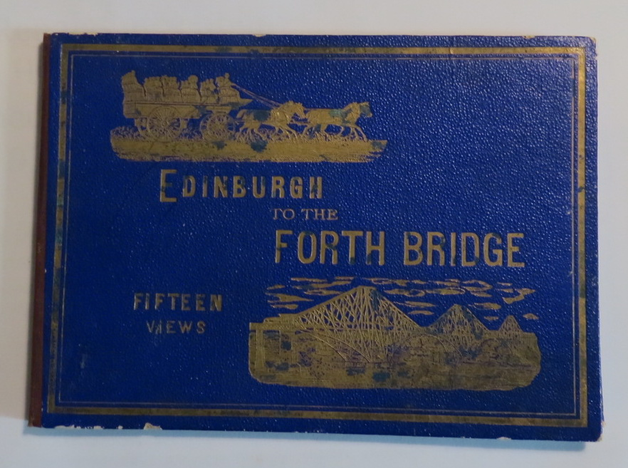Image for Edinburgh to the Forth Bridge - Fifteen Views