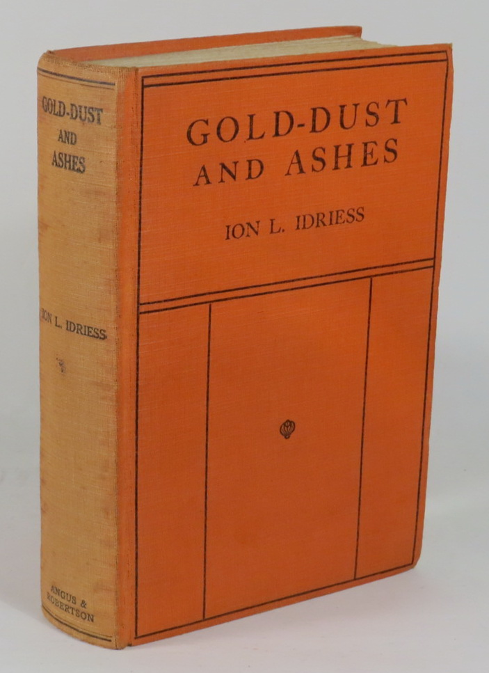 Image for Gold-Dust and Ashes - The Romantic Story of the New Guinea Goldfields