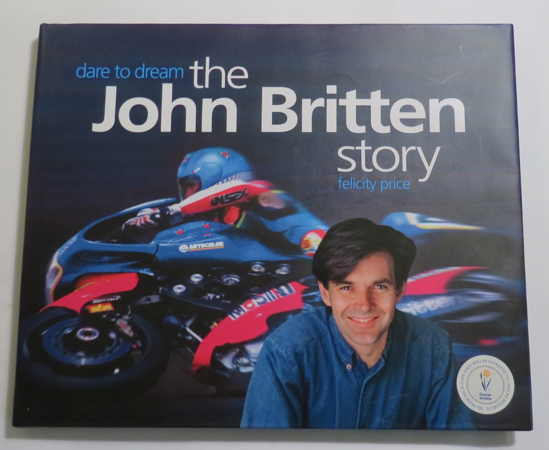 Image for Dare to Dream: The John Britten Story
