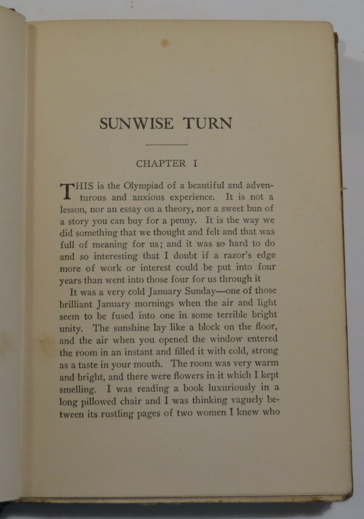 Image for Sunwise Turn - A Human Comedy of Bookselling