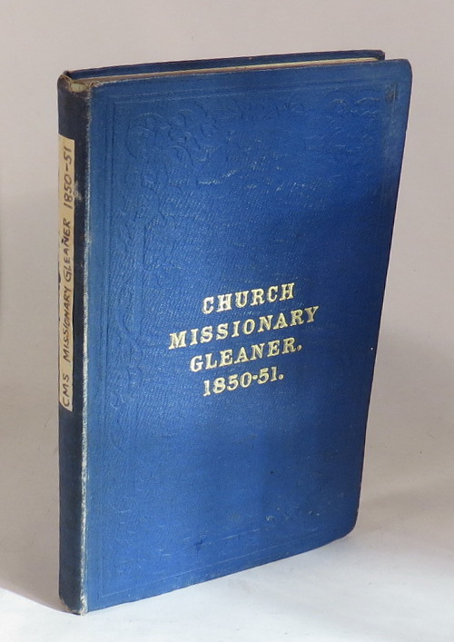 Image for The Church Missionary Gleaner. 1850-1851.