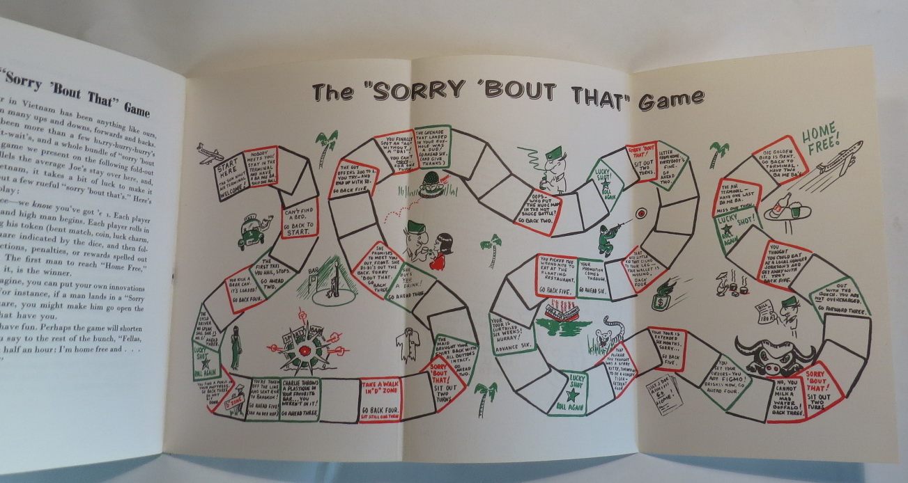 Image for Sorry 'Bout That! - Cartoons, Limericks, and Other Diversions of GI Vietnam