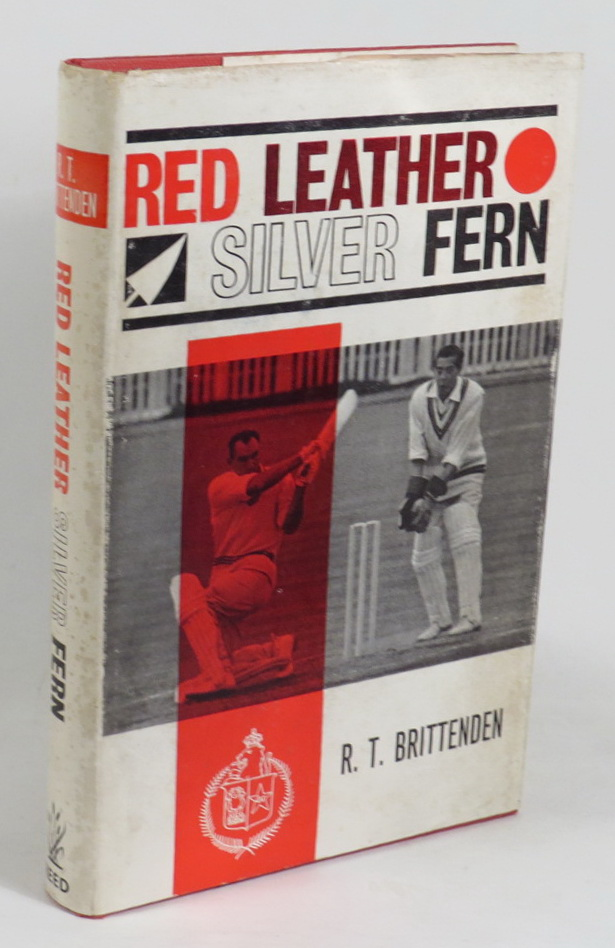 Image for Red Leather - Silver Fern
