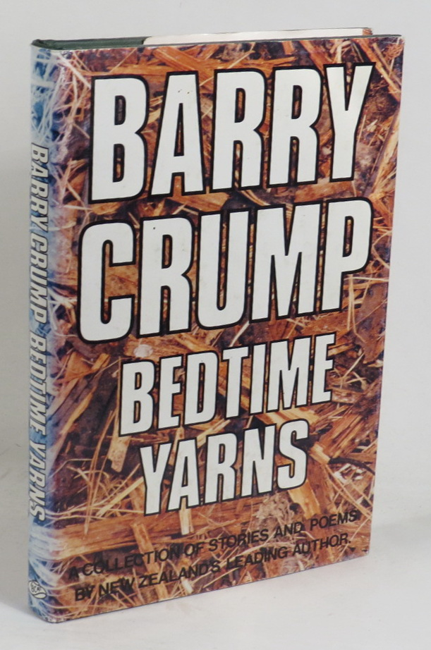 Image for Barry Crump's Bedtime Yarns