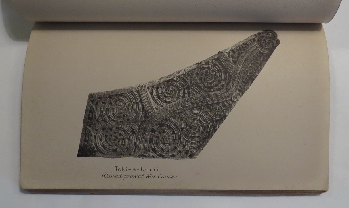 Image for Illustrations Prepared for White's Ancient History of the Maori