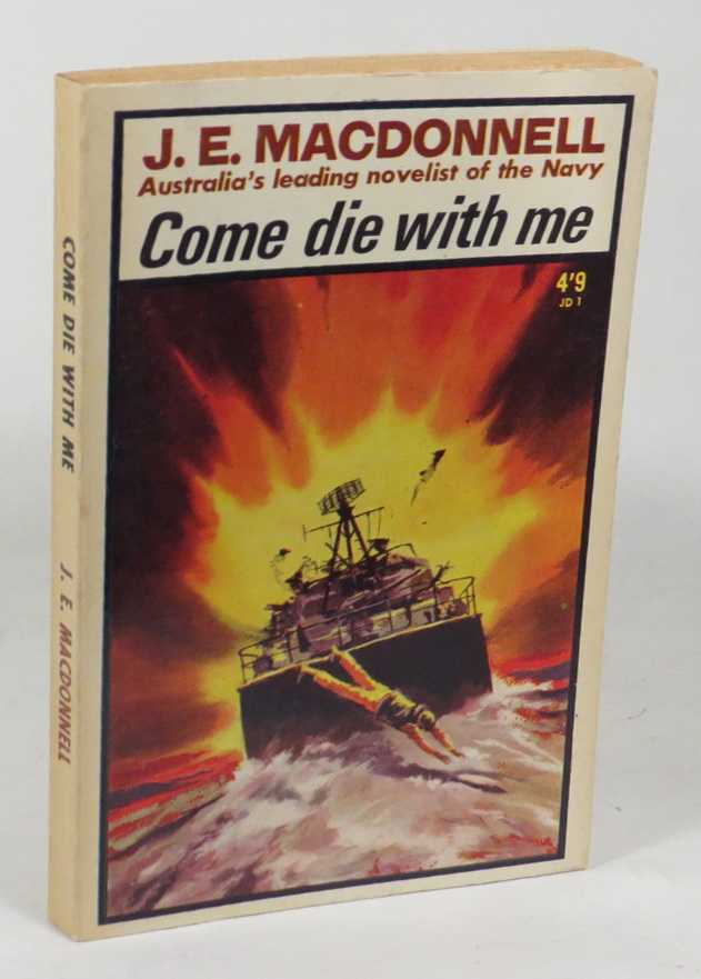Image for Come Die With Me [JD 1]