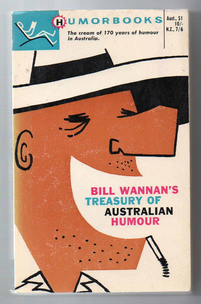 Image for A Treasury of Australian Humour [Humorbooks #H15]