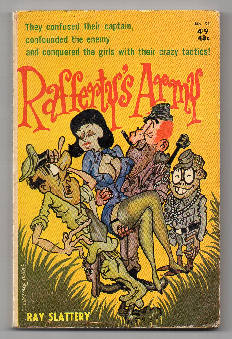 Image for Rafferty's Army [Ray Slattery series, #21]
