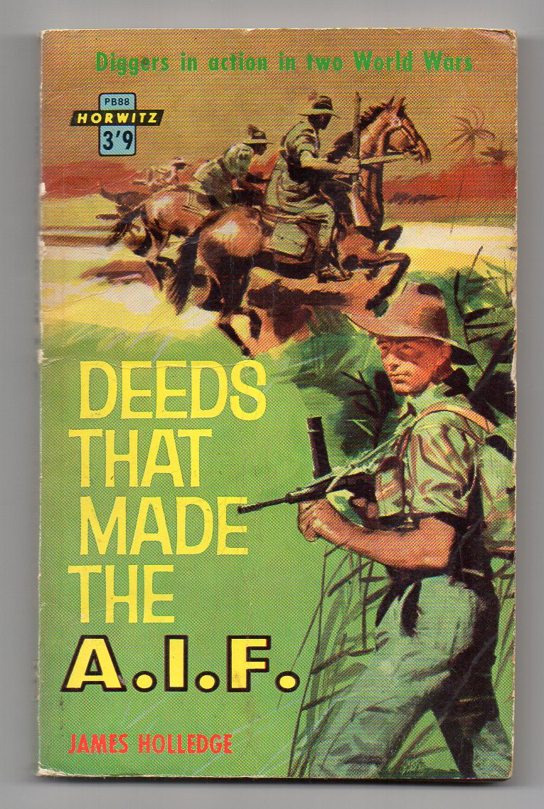 Image for Deeds That Made The A.I.F. [#PB88]