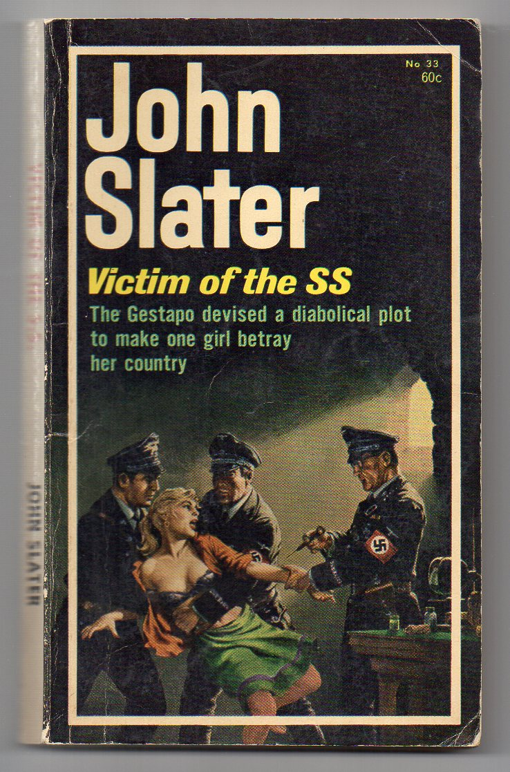 Image for Victim of the SS [John Slater series, #33]