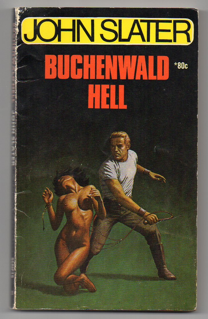 Image for Buchenwald Hell [John Slater series, #38]